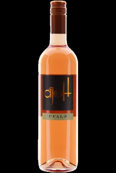 Ajooh Rosé 2018 Qualitätswein Pfalz Cuvée
