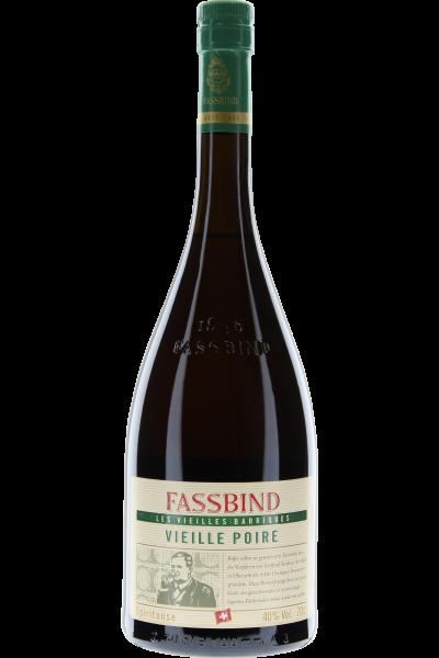 Fassbind Vieille Poire Barrique 40% Schweiz