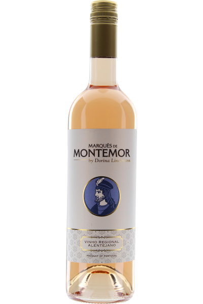 Marques de Montemor Rose 2019 by Dorina Lindemann