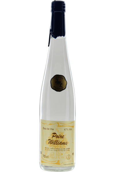 Poire Williams Leisen Williamsbirne Grande Reserve