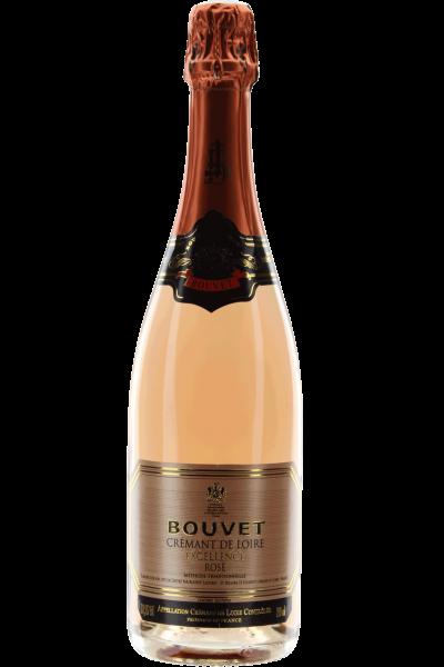Bouvet Crémant de Loire Rosé brut Excellence