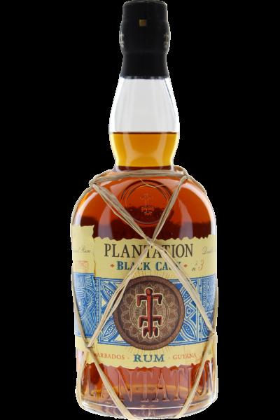 Rum Plantation Peru Black Cask Barbados - Peru Double Aged