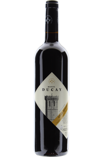 Monte Ducay Gran Reserva Tinto 2014 Cooperativa Vinicola San Valero