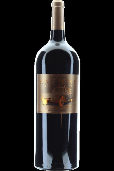 Anciens Temps Grande Réserve 2018 1,5 L Merlot-Cabernet Sauvignon Magnum
