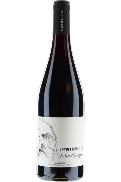 Cabernet Sauvignon INWINECTUS 2019 Vin de Pays d´Oc