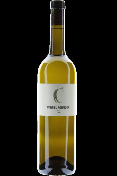 Weißburgunder Mineral 2018 feinherb Weingut Carlsfelsen - Armand Frank