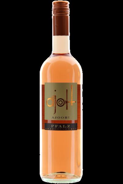 Ajooh Rosé 2020 Schäffer Qualitätswein Pfalz Cuvée