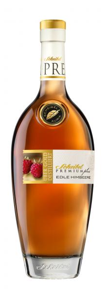 Premium plus Edle Himbeere Scheibel Spirituose mit Fruchtauszug