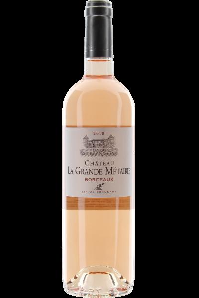 Château La Grande Métairie rosé 2018 Bordeaux