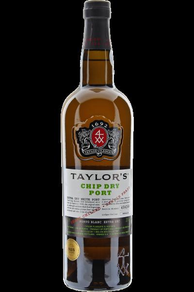 Chip dry Taylor´s Porto Blanc extra sec Portwein Weiß