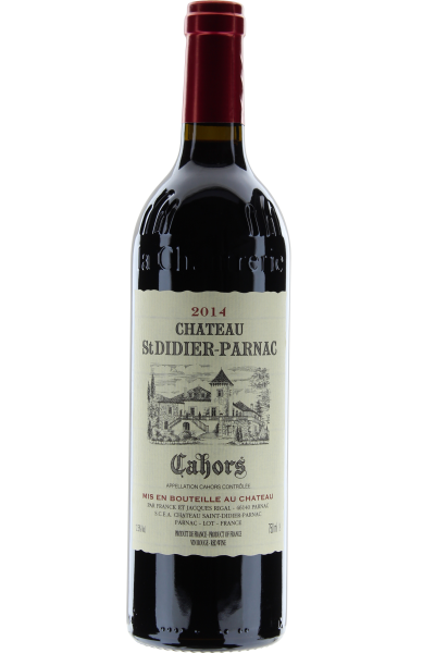 Château St. Didier-Parnac 2014 Tradition Cahors