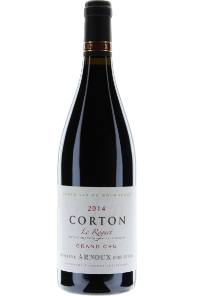 Corton Grand Cru Le Rognet 2014 Domaine Arnoux