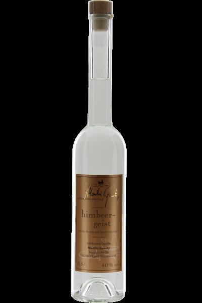 Himbeergeist Edelbrand Destille Martin Gensty
