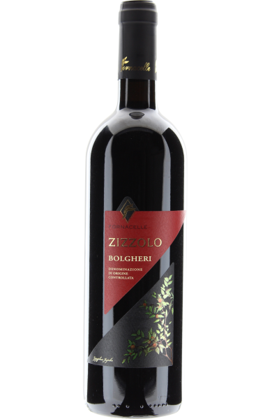 Zizzolo 2014 Bolgheri Rosso Fornacelle