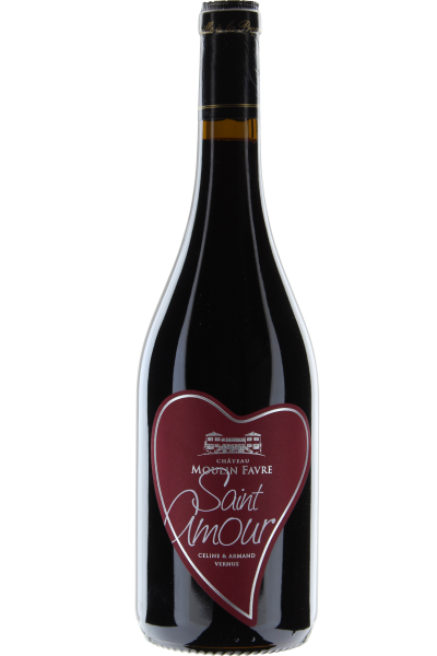 Saint Amour 2017 Vieilles Vignes Château Moulin Favre Vernus - Beaujolais