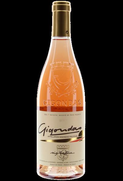 Gigondas Signature Rosé 2018