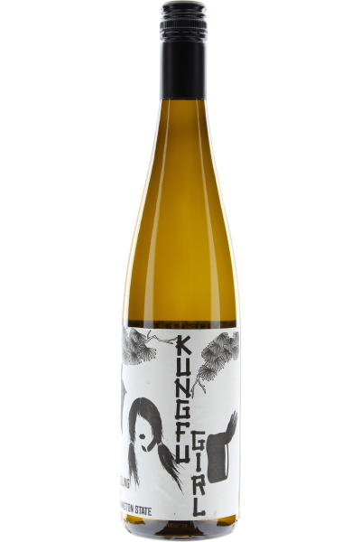 Kungfu Girl Riesling 2015 Smith Columbia Valley Ancient Lakes Washington