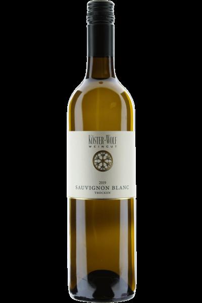 Sauvignon Blanc trocken 2019 Köster Wolf Albiger