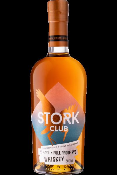 Stork Club Full Proof Rye Whisky 55% Whiskey