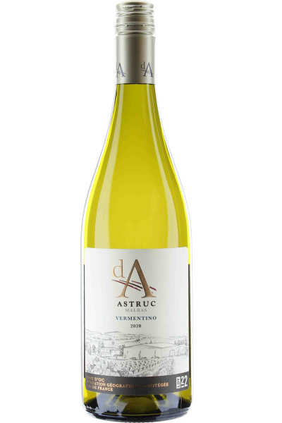 Vermentino 2020 Lot 22 Domaines Astruc Pays d´Oc