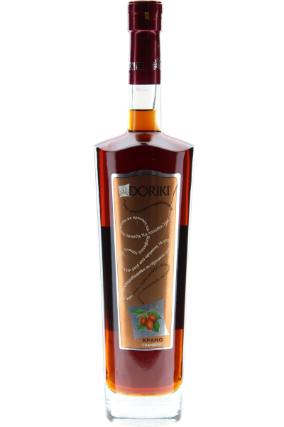 Doriki Cranberry Liqueur Likör Kornelkirsche Krana Kpano