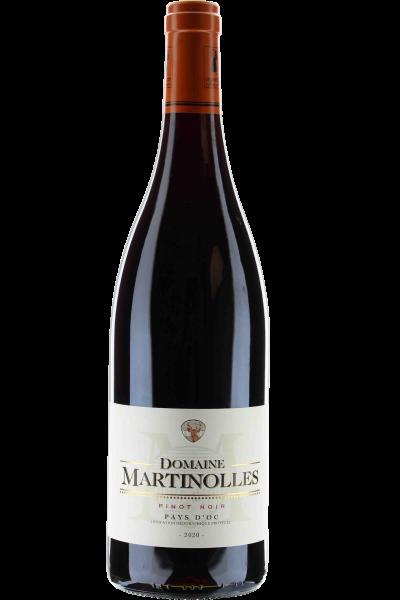Domaine Martinolles Pinot Noir 2020 Pays d'Oc