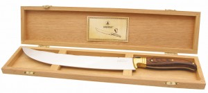Säbelmesser La Roque Champagnermesser Laguiole 40268086 Sabre Knife
