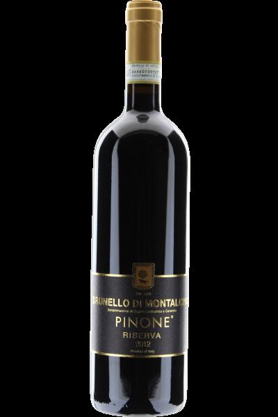 Brunello di Montalcino Pinone Riserva Pinino 2012