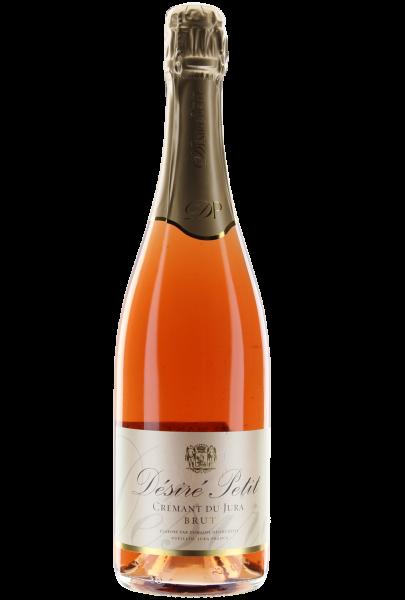 Crémant du Jura Rosé brut Désiré Petit