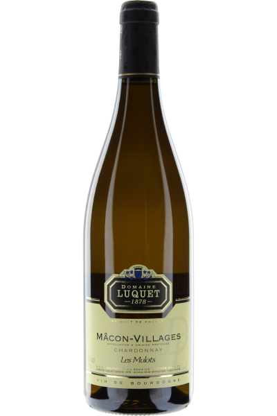 Macon Villages Les Mulots Chardonnay 2018 Domaine Luquet
