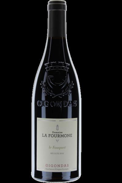 Le Fauquet 2016 Domaine La Fourmone Gigondas
