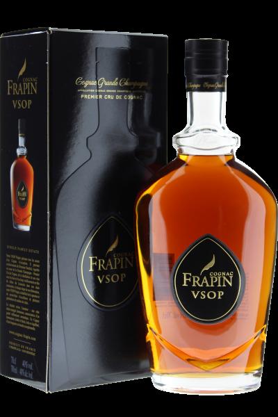 Cognac Frapin VSOP Grande Champagne Premier Cru in Geschenkpackung