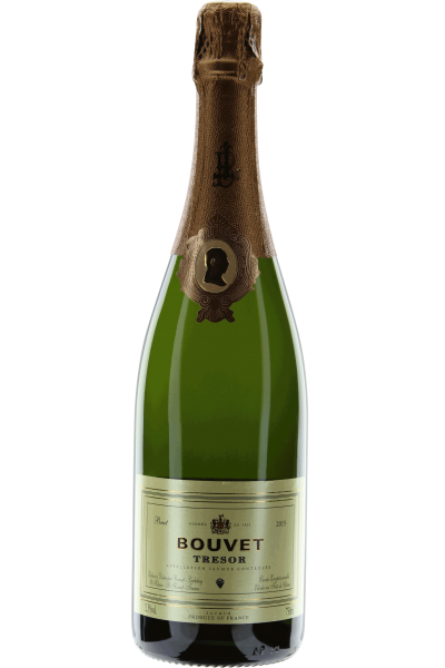 Bouvet Tresor Saumur Blanc brut Cuvée Exceptionelle Fûts de Chêne