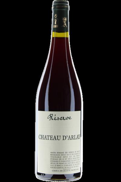 Château d´Arlay Reserve Côtes du Jura Rouge
