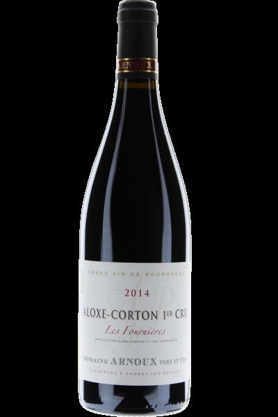 Aloxe-Corton 1er Cru Les Fournières 2014 Domaine Arnoux