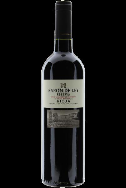 Baron de Ley Reserva 2015 Rioja