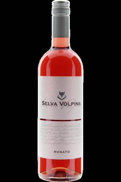 Rosato Umbria 2018 Selva Volpina