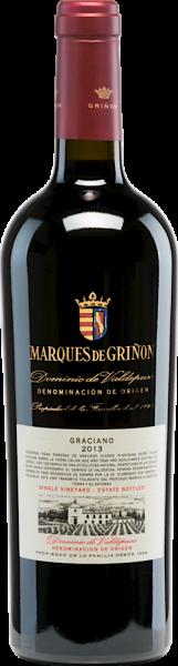Dominio de Valdepusa Graciano 2013 Marques de Grinon