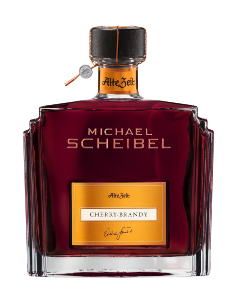 Alte Zeit Cherry Brandy Scheibel Likör