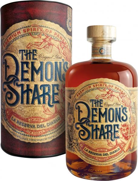 The Demon's Share 6 Years 40% Rum