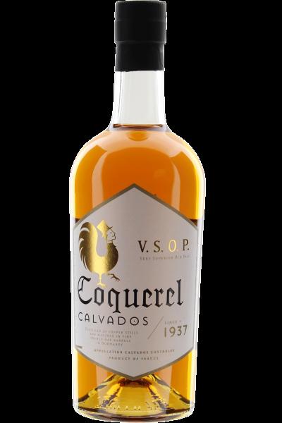 Coquerel Calvados V.S.O.P 0,70 l 40%alc.