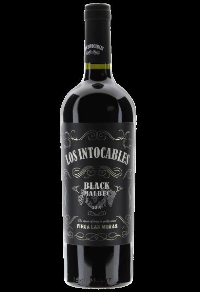 Los Intocables Black Malbec 2019 Finca Las Moras