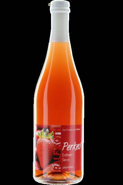 Perkeo Erdbeer Alkoholfrei Secco Ralf Köth