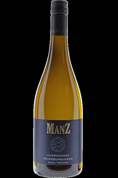 Chardonnay Weissburgunder 2020 Manz