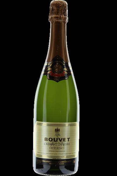 Bouvet Cremant de Loire Blanc brut Excellence
