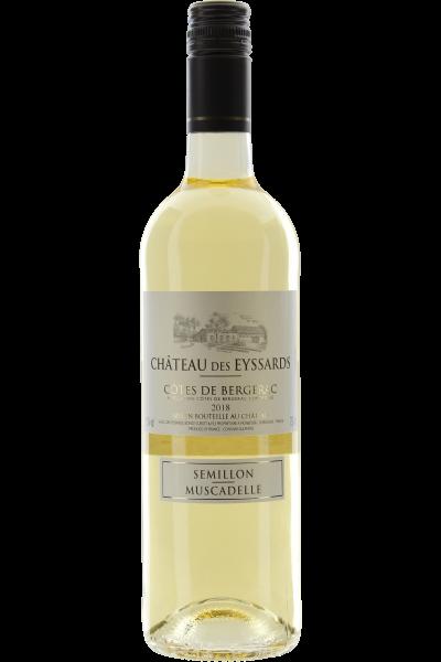 Château des Eyssards 2018 Côtes de Bergerac Semillon Muscadelle