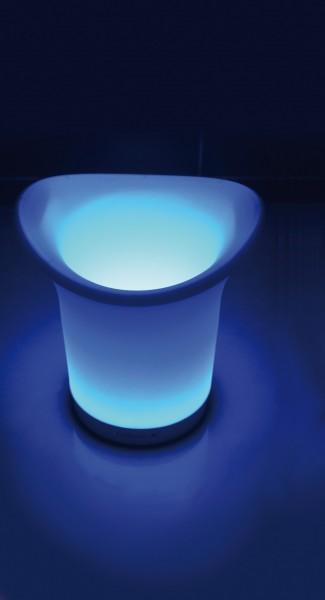 Wein- und Sektkühler mit LED Vin Bouquet FIE 027