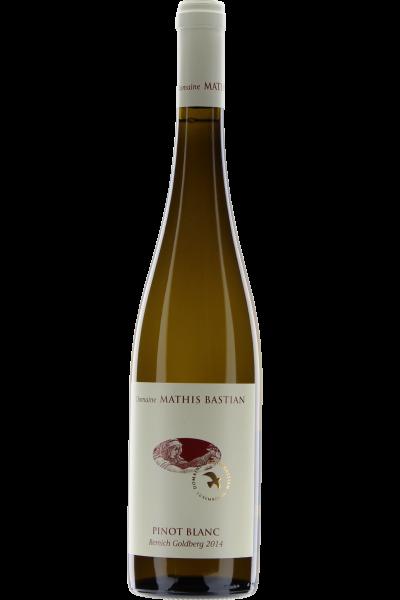 Pinot Blanc Remich Goldberg 2014 Mathis Bastian - Grand Premier Cru
