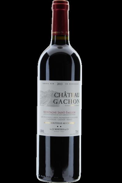 Château Gachon Cuvée Petits Rangas 2013 Montagne Saint-Émilion