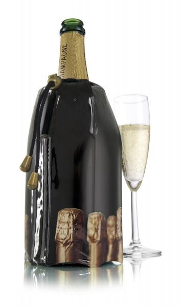 Schnellkühler Sekt/Champagner Bottles Vacu Vin 3885460